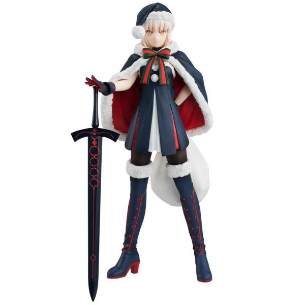 Figurine Rider Altria Pendragon Christmas Version