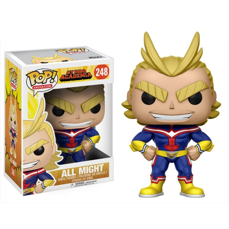 Funko POP All Might