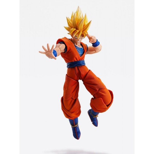 Figurine articulée Goku Imagination Works