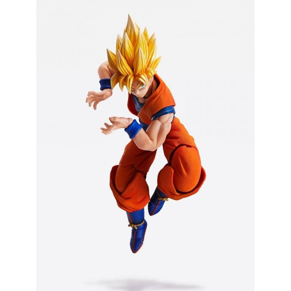 Dragon Ball Z figurine Imagination Works 1/9 Son Goku 18 cm