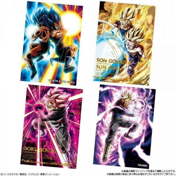 Booster Heroes Card Unlimited 2 Dragon Ball