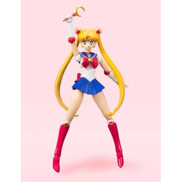 S.H. Figuarts Sailor Moon Animation Color Edition
