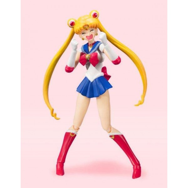 S.H. Figuarts Sailor Moon Animation Color Edition Bandai