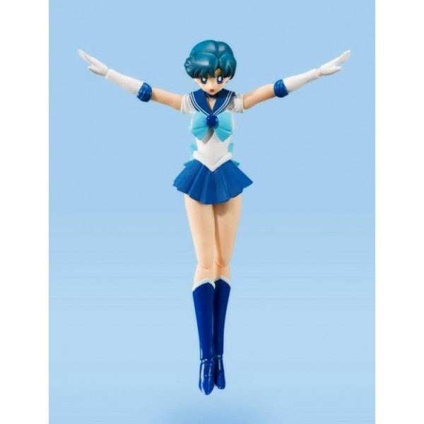 Sailor Mercury Animation Color Edition S.H. Figuarts Bandai