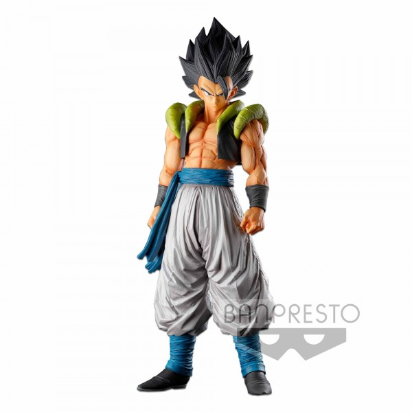 Figurine Gogeta Super Master Stars Piece The Brush
