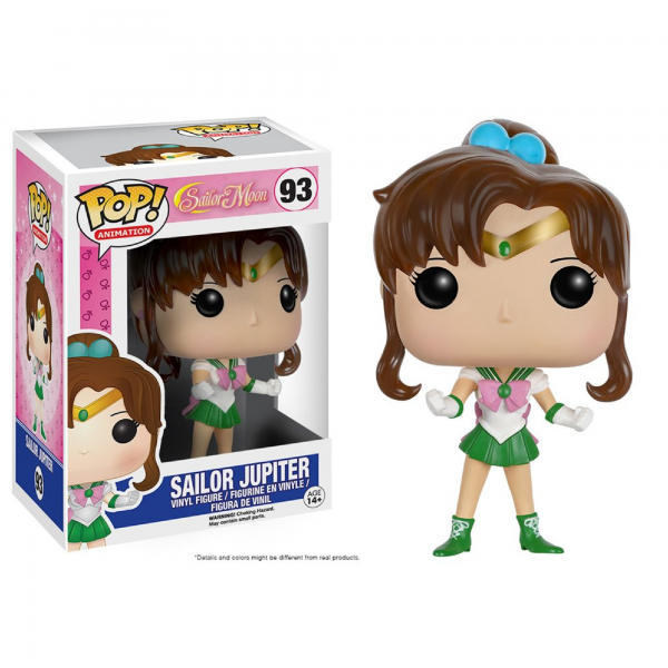 Figurine Sailor Jupiter (93) Funko POP!