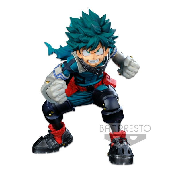 Figurine Izuku Midoriya SMSP x BWFC The Brush