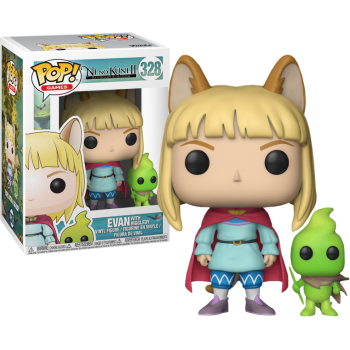 Funko POP Evan With Higgledies - 328