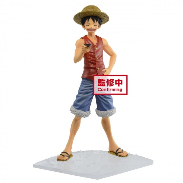 Figurine Luffy Magazine Episode Vol. 1 LUFF