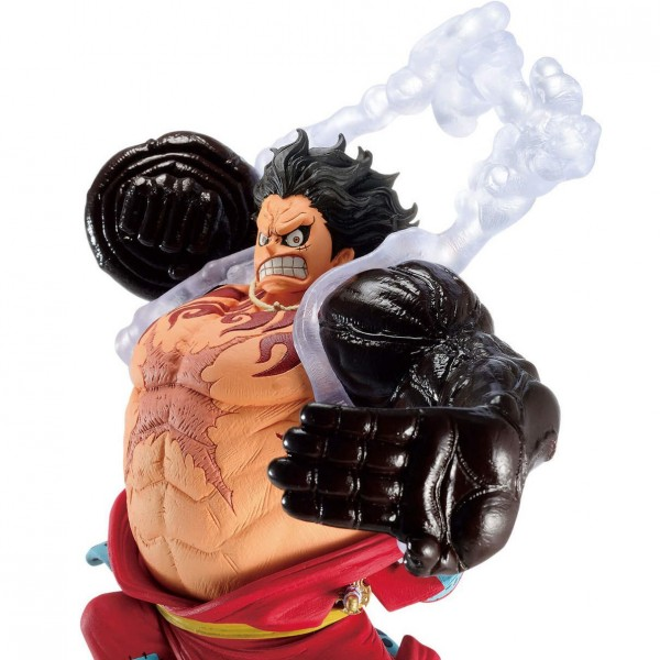 Luffy Wanokuni King of Artist  Gear 4