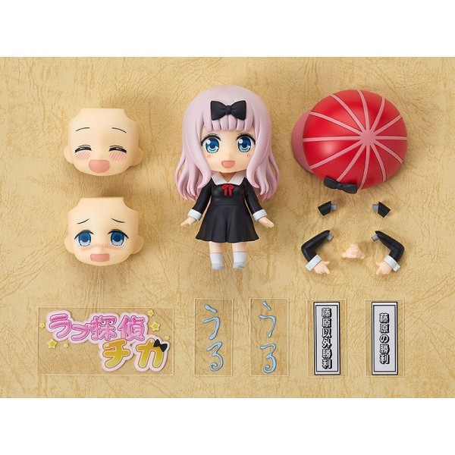 Kaguya-sama: Love is War figurine Nendoroid Chika Fujiwara 10 cm
