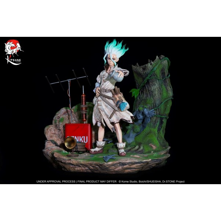 Figurine Senku Ishigami