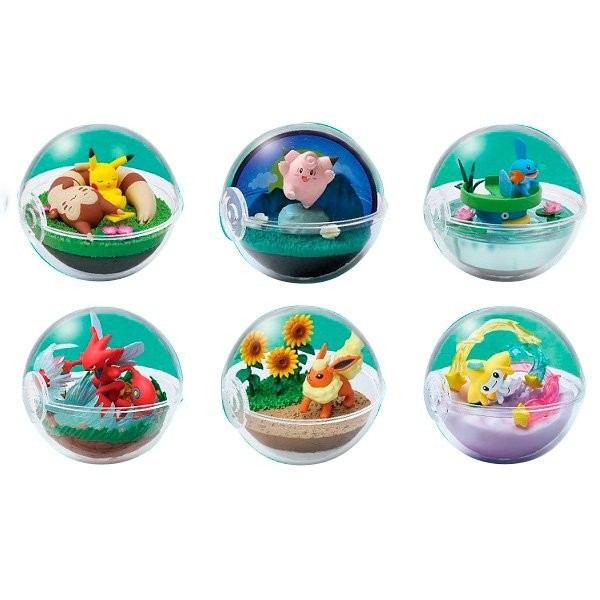 Pokemon Terrarium Collection 8