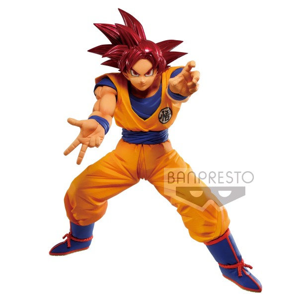 Figurine The Son Goku 5 Maximatic