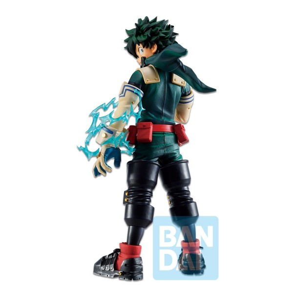 Izuku Midoriya Dou (Let's Begin!) Ichibansho My Hero Academia