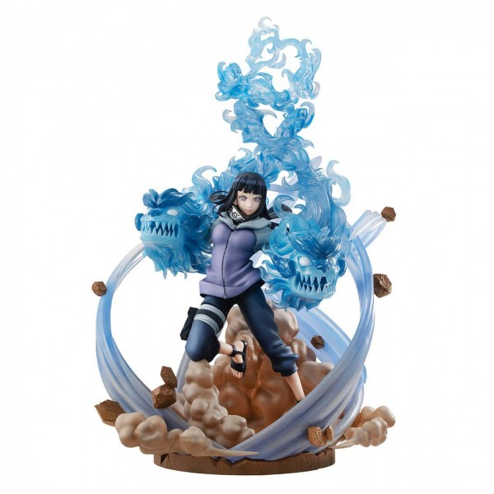 Figurine Hinata Hyuga Gals DX