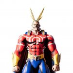 All Might Silver Age (Standard Edition)