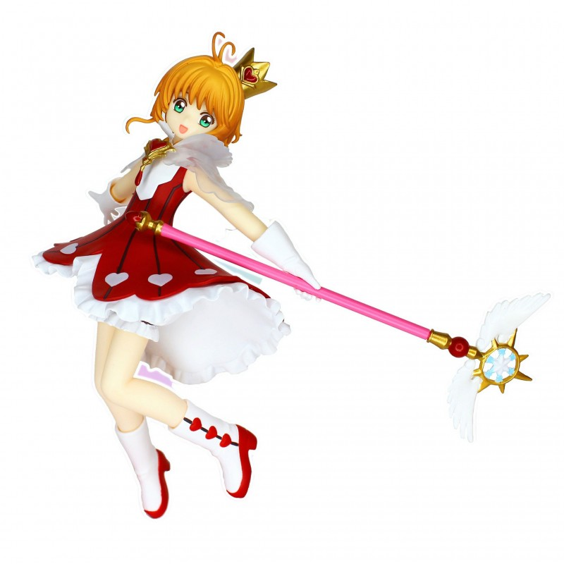 Figurine Kinomoto Sakura Special Rocket Beat