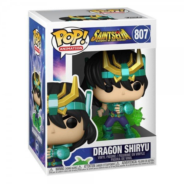 Figurine Dragon Shiryu (807) Funko POP!