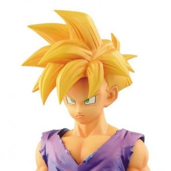 Son Gohan Grandista Resolution Of Soldier