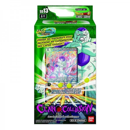 Starter Deck Dragon Ball Super Card Game Clan Collusion