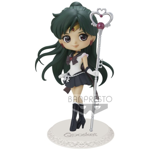 Figurine Super Sailor Pluto ver.A Q-Posket