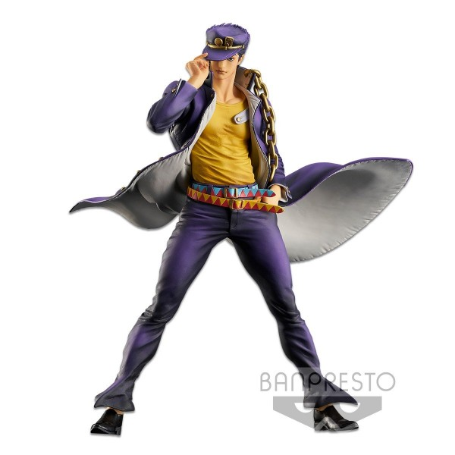 Figurine Super Master Stars Piece Jotaro Kujo