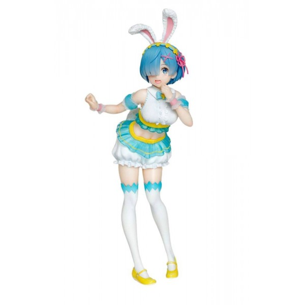 Figurine Rem Fluffy Happy Easter