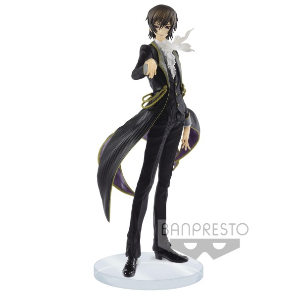 Figurine Lelouch Lamperouge EXQ