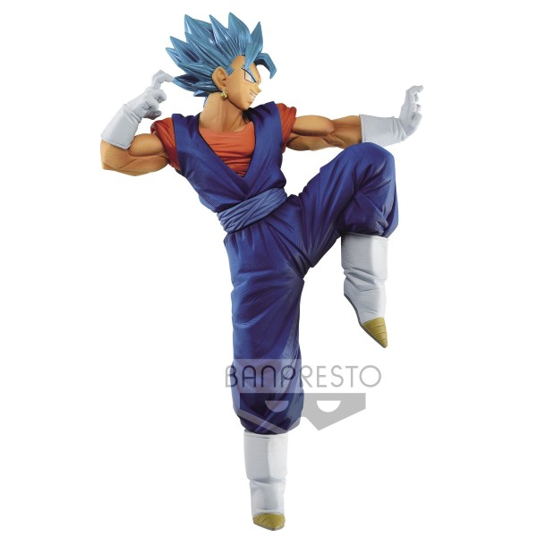 Statuette Vegeto SSJ God Chosenshiretsuden vol. 14