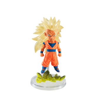 Gashapon Goku SSJ3 Ultra Grade The Best 01