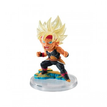 Figurine Bardock Super Saiyan Ultra Grade The Best 01