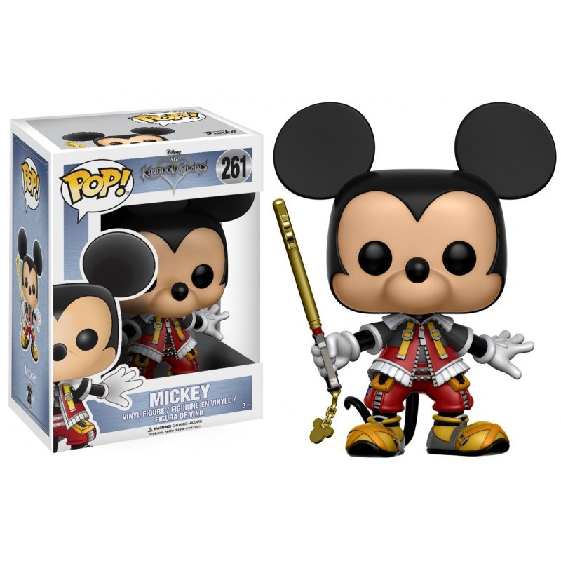 Funko POP! Mickey Kingdom Hearts
