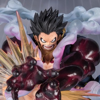 Monkey D.Luffy Gear 4 Figuarts Zero