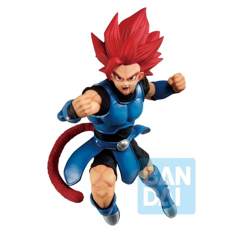 Figurine Shallot Super Saiyan God Ichibansho ~RISING FIGHTERS~