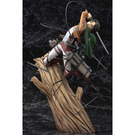Figurine Levi Renewal ARTFX J 1/8