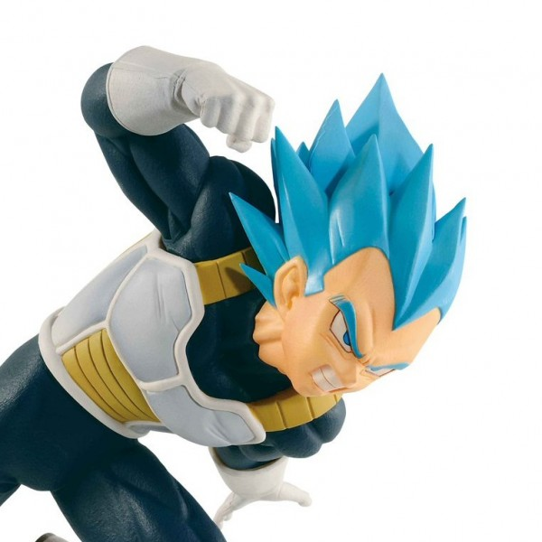 Vegeta SSJ God Blue - Ultimate Soldiers - The Movie 3