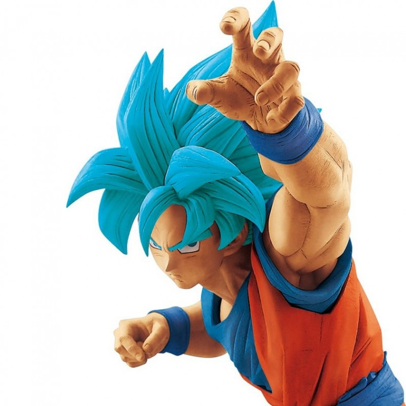 Goku SSJ God Blue Big Size