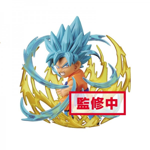 WCF Burst Goku Super Saiyan Blue