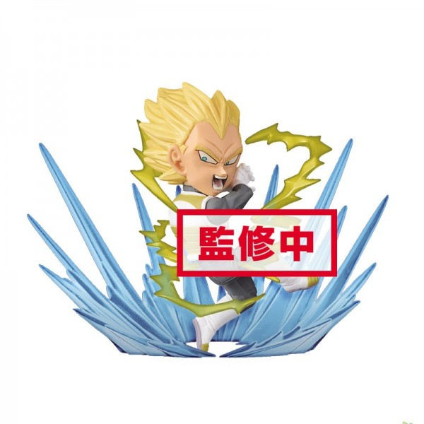 WCF Burst Vegeta Super Saiyan
