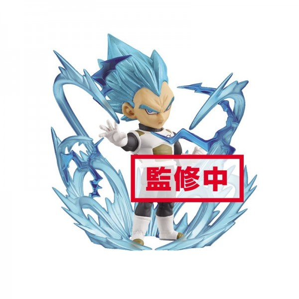 WCF Burst Vegeta Super Saiyan Blue
