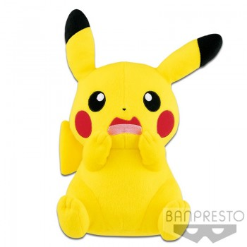 Peluche Pikachu Surprised
