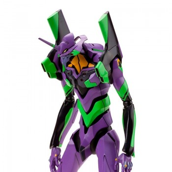 Neon Genesis Plastic Model Kit Eva Unit 01