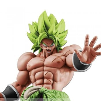 Super Saiyan Broly Full Power King Clustar
