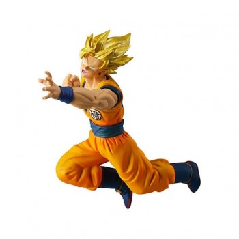 Goku Super Saiyan Battle VS Serie 07