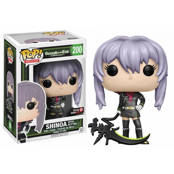 Shinoa with Scythe - 200 Funko POP