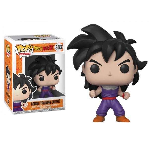 Funko POP Gohan (Training Outfit) 383