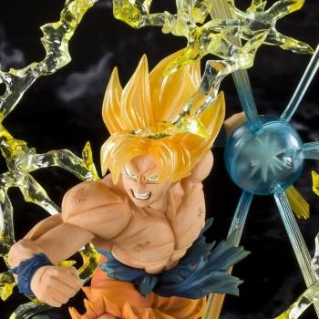 Son Goku Burning Battle Figuarts Zero