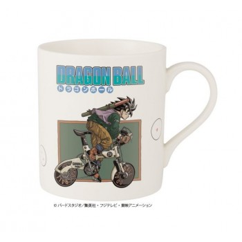 Mug Goku Vélo Lot G - Ichiban Kuji Dragon Ball Super Battle