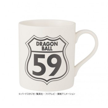 Mug Dragon Ball 59 Lot G - Ichiban Kuji Dragon Ball Super Battle